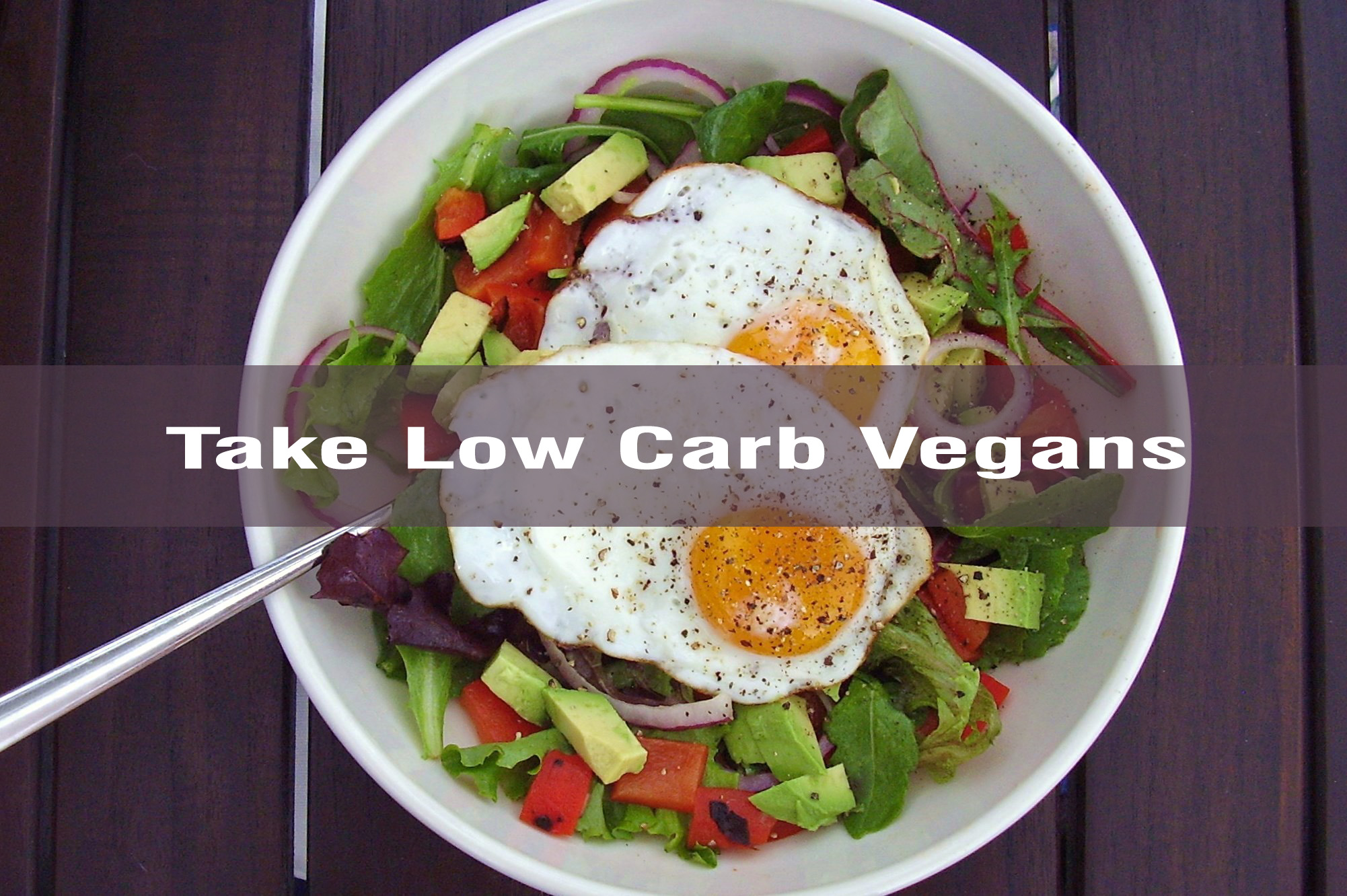 Low Carb Vegans