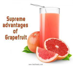 advantages of grapefruit
