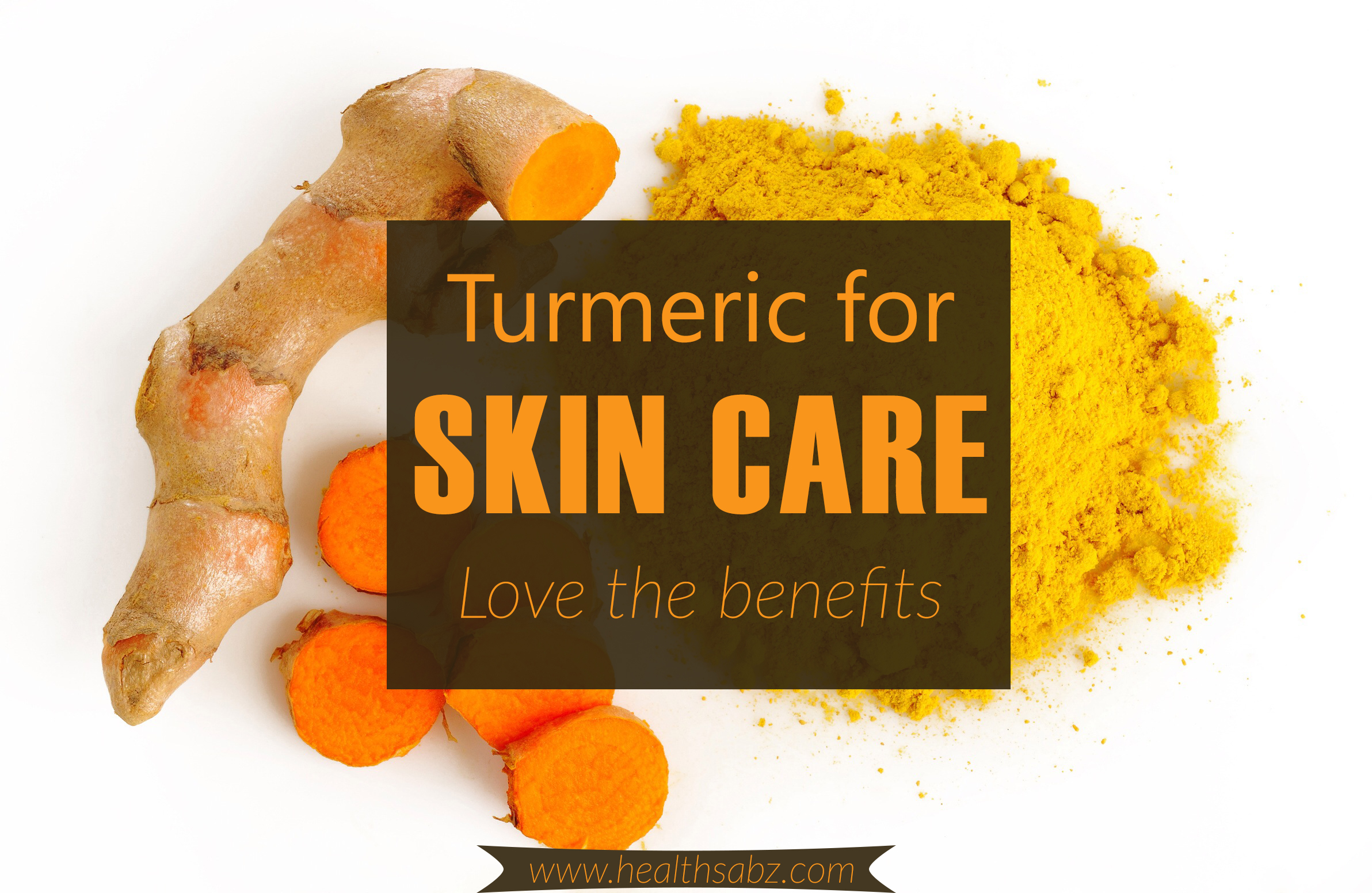 skin care & turmeric