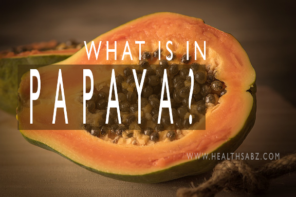 how to use papaya for skin whitening