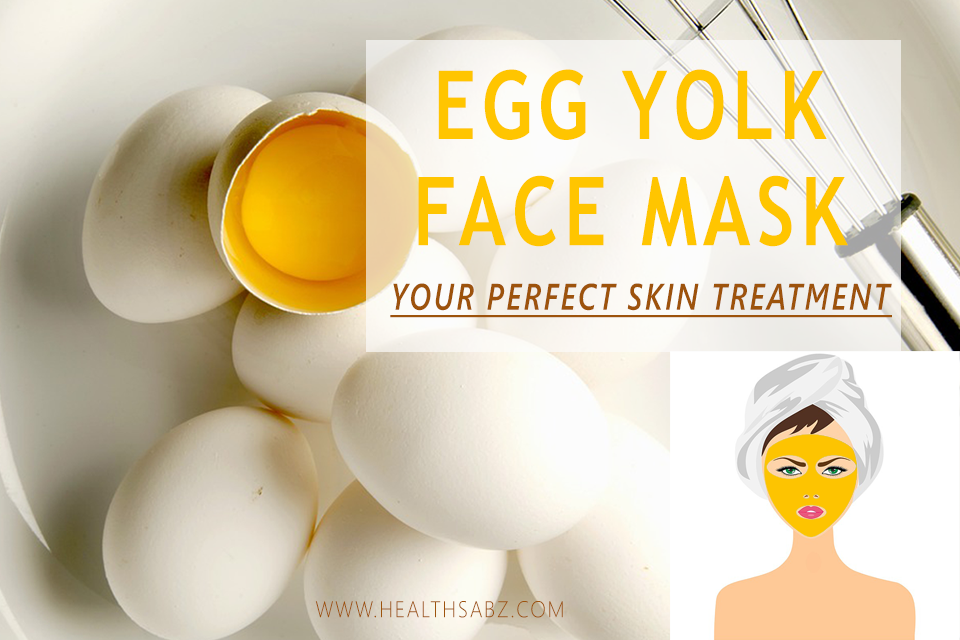 egg yolk face mask