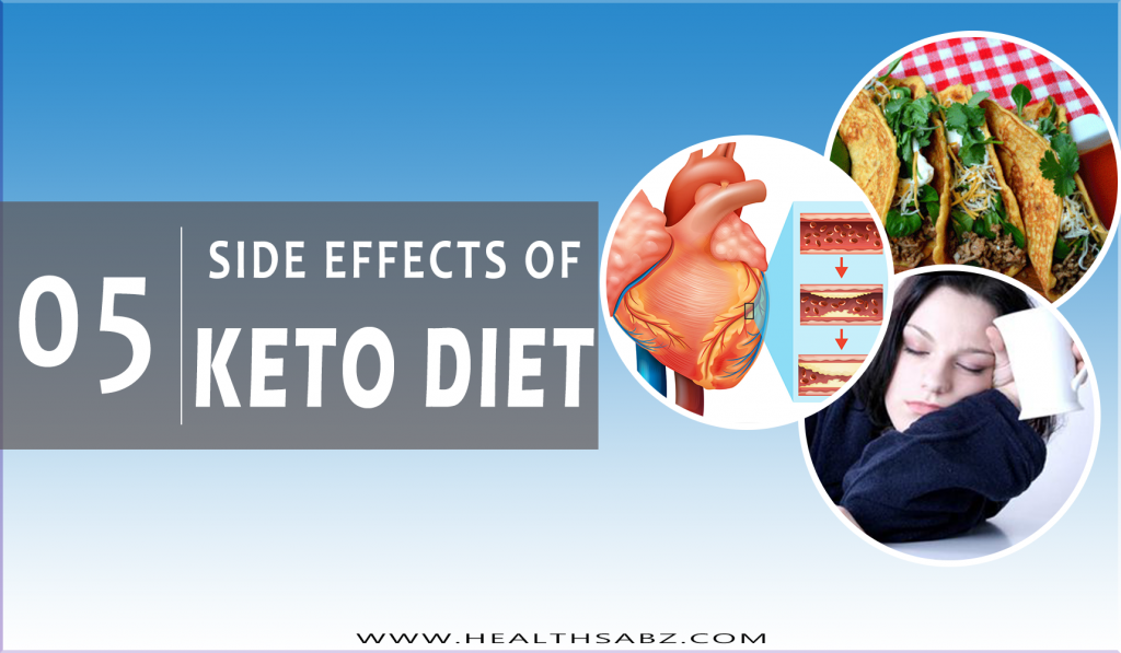 keto diet side effects