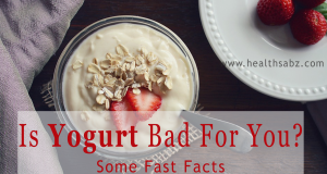 is yogurt bad for you