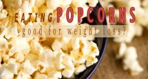 eating popcorn good for weight loss