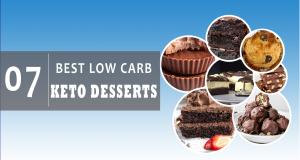 Low Carb Keto Desserts